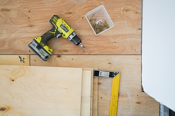 Tee-se-itse työkalut